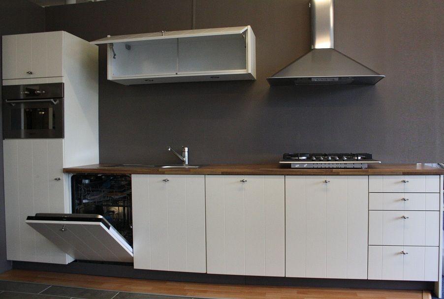 ... keukens voor zeer lage keuken prijzen  Rechte Keuken [48574