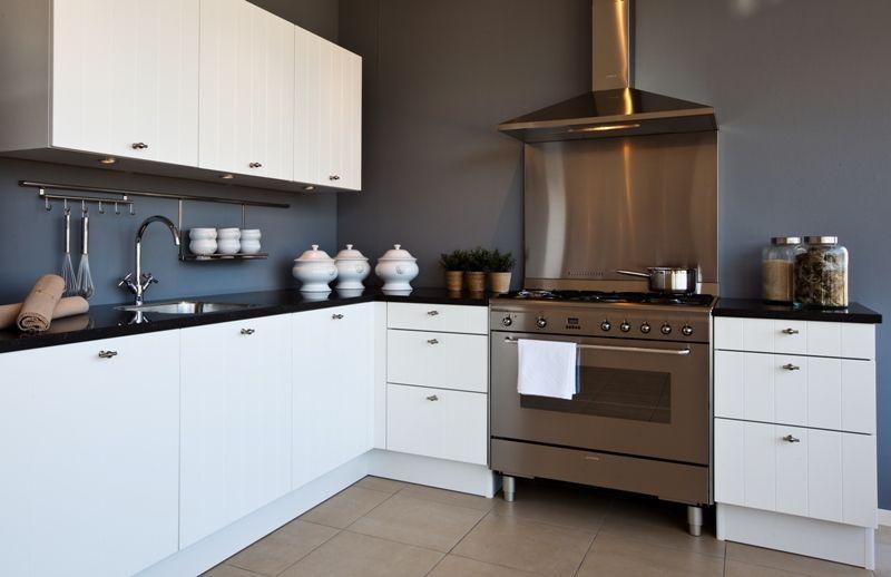 Genoeg Super Landelijke Witte Keuken WH57 | Belbin.Info @EC29