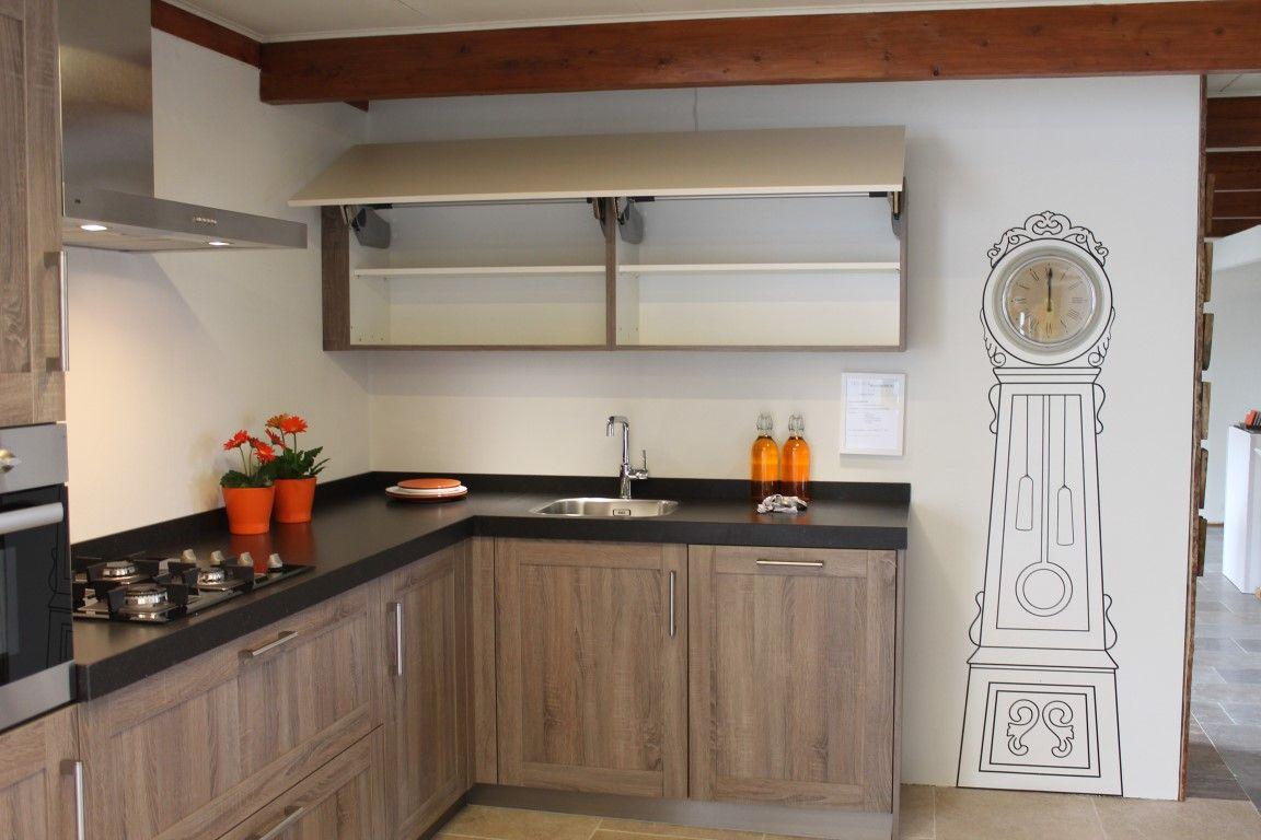 Keuken Renoveren Folie : keukens voor zeer lage keuken prijzen Bardolino eiken [54020
