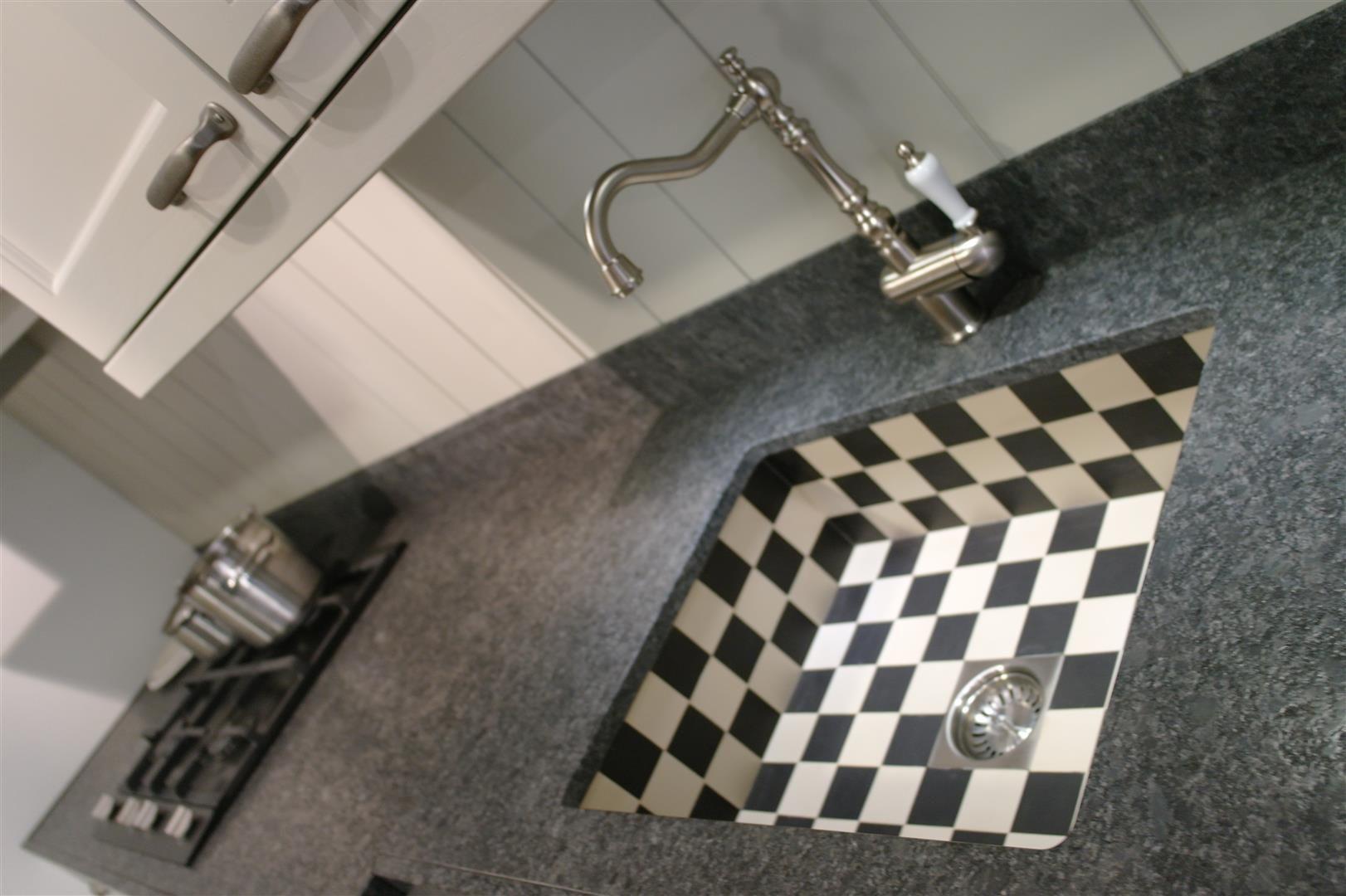 Mooie rechte schmidt keuken met graniet te koop dehands be