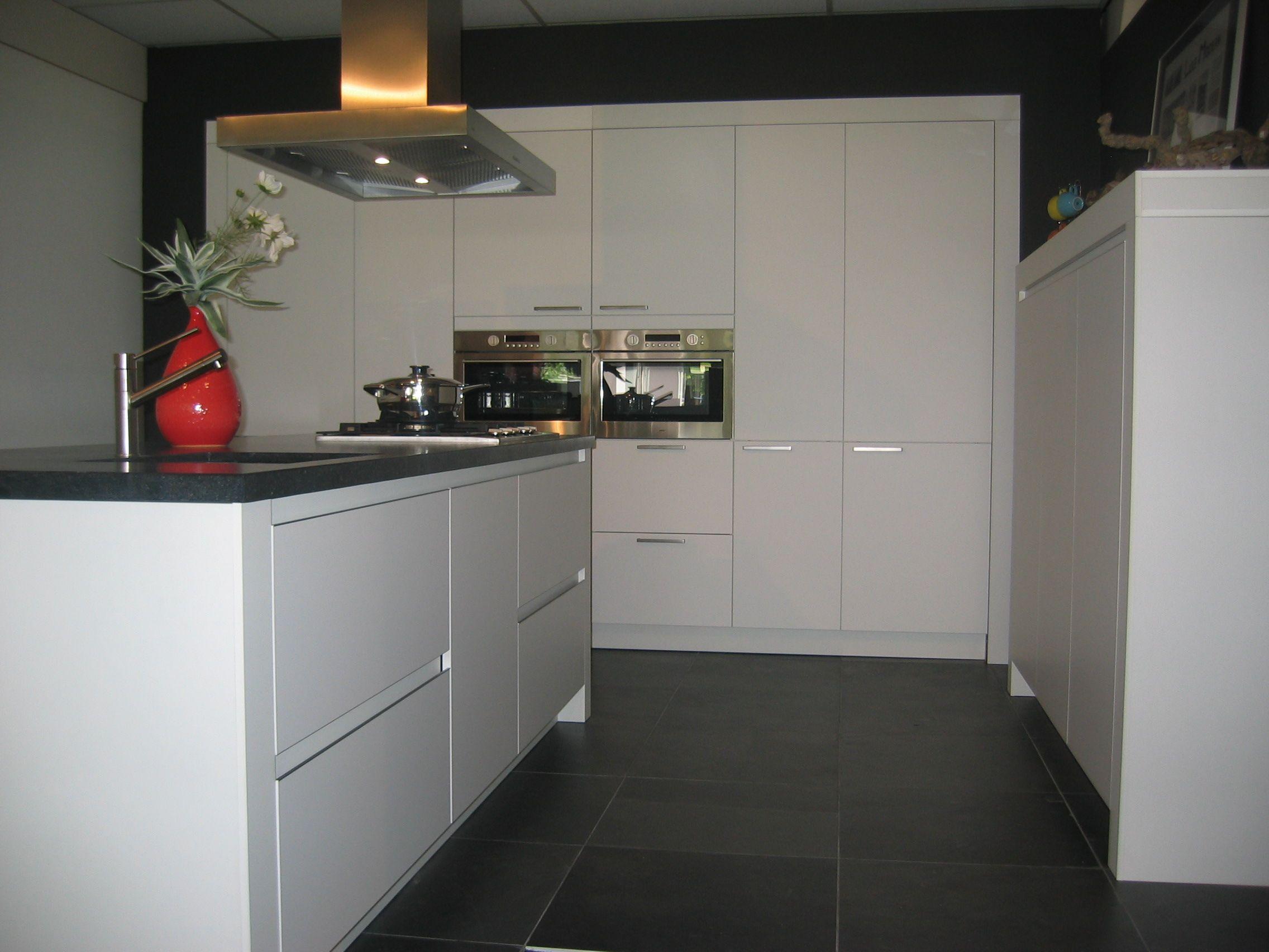 Keuken houten werkblad wit ecosia