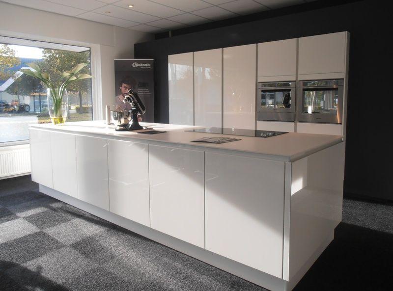 Keukenkast Wit Hoogglans : Keuken mat of hoogglans