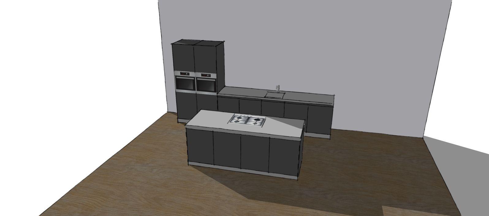 Showroomkeukens alle showroomkeuken aanbiedingen uit - Bulthaup beton ...