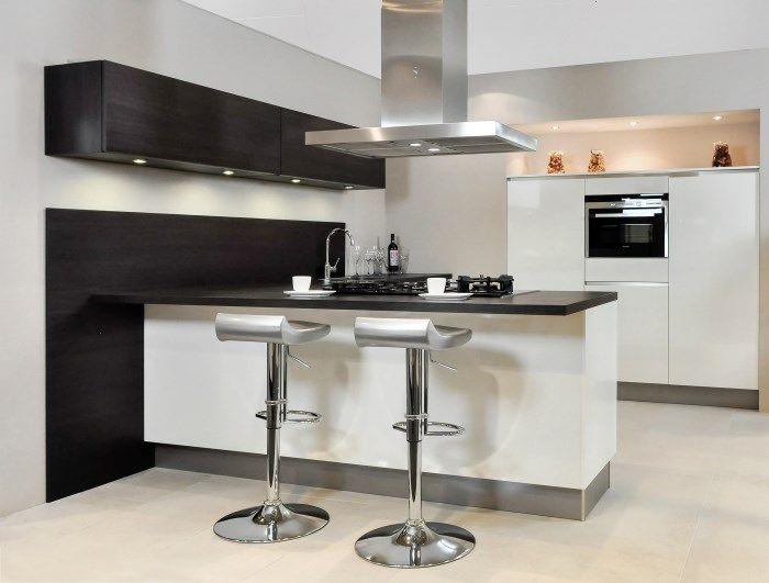 Keuken Eiland Of Schiereiland : keukens voor zeer lage keuken prijzen Modern schiereiland 58 [46816