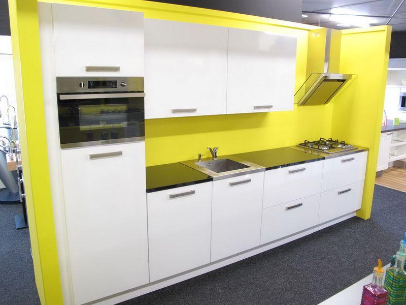 Rechte keuken 240 cm: keuken cm rechte oven smart hoogte.