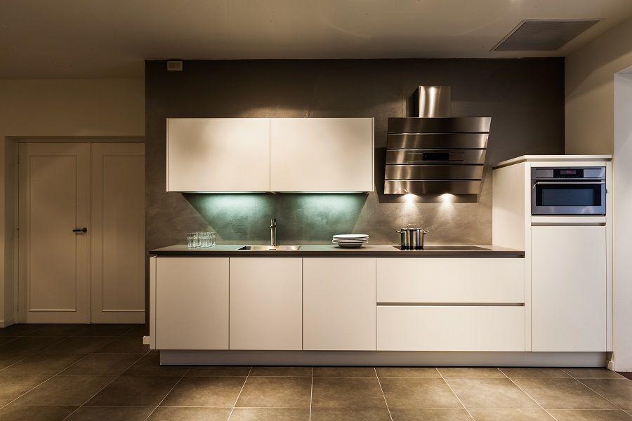 Greeploze Keuken Wit Mat : Showroomkeukens Alle Showroomkeuken aanbiedingen uit