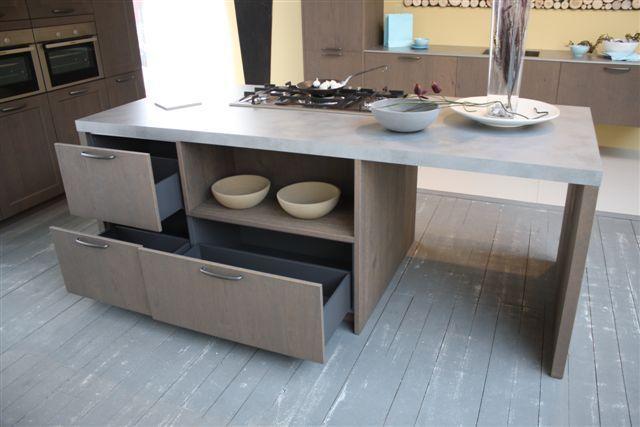 Afmetingen Keuken Onderkasten : keukens voor zeer lage keuken prijzen Eiland Keuken 20+21.4 [51016