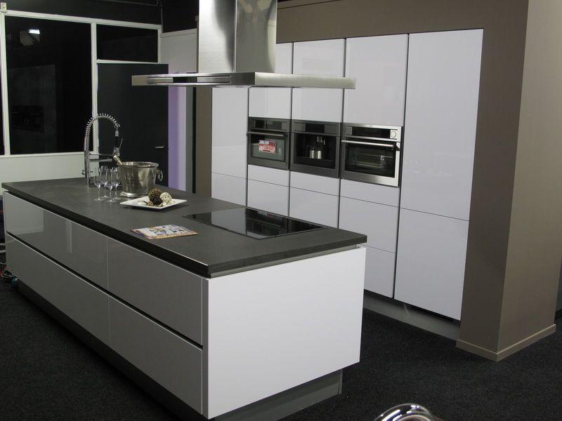 Werkblad Keuken Eiland: Composiet werkblad iko keukens per complete ...