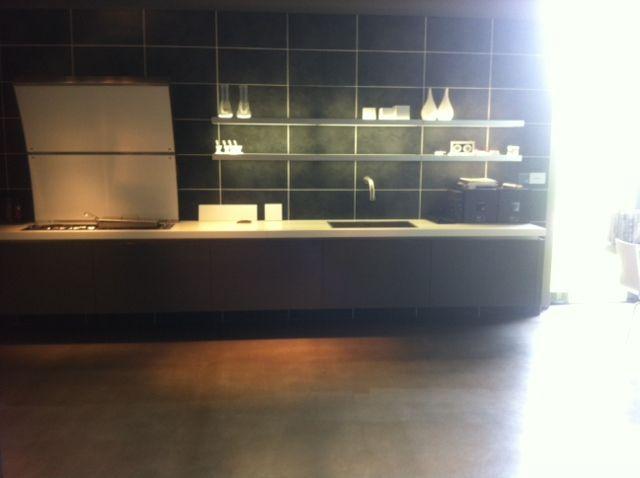 Zwevende Keuken Vaatwasser : keukens voor zeer lage keuken prijzen Comprex People Larice graphit