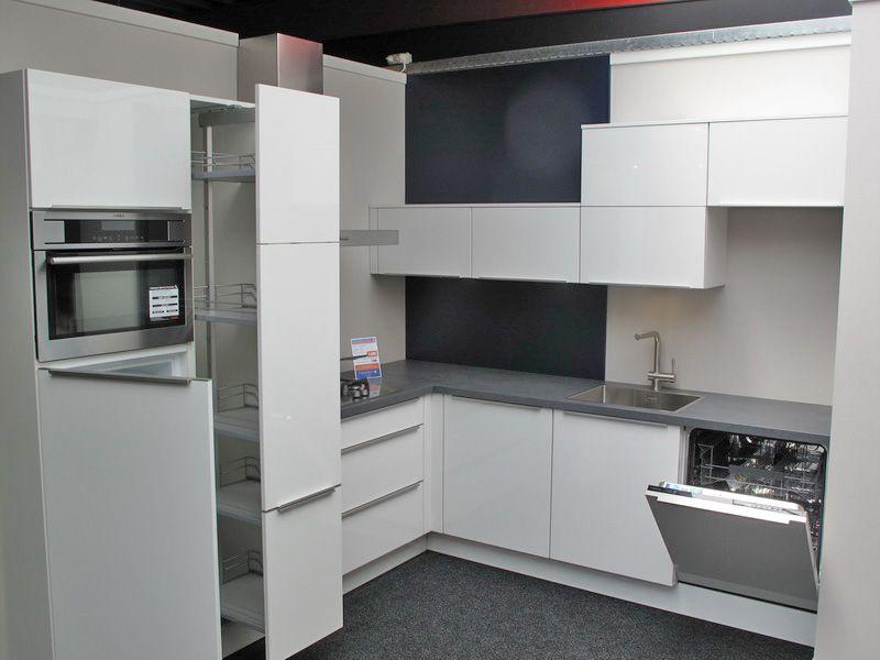 Apothekerskast Keuken Afmetingen : Nederland keukens voor zeer lage keuken prijzen Flash wit [48028