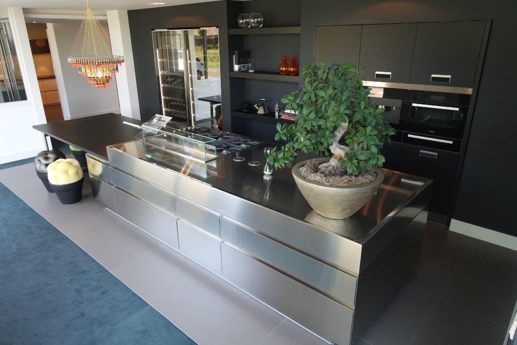Keuken Plint Rvs : keukens voor zeer lage keuken prijzen Arclinea convivium RVS [26335