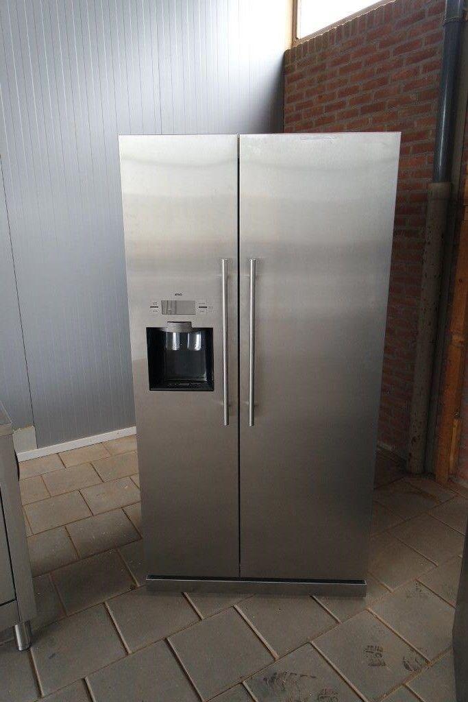 Amerikaanse Keuken Apparatuur : keukens voor zeer lage keuken prijzen ATAG Amerikaanse koelkast RVS