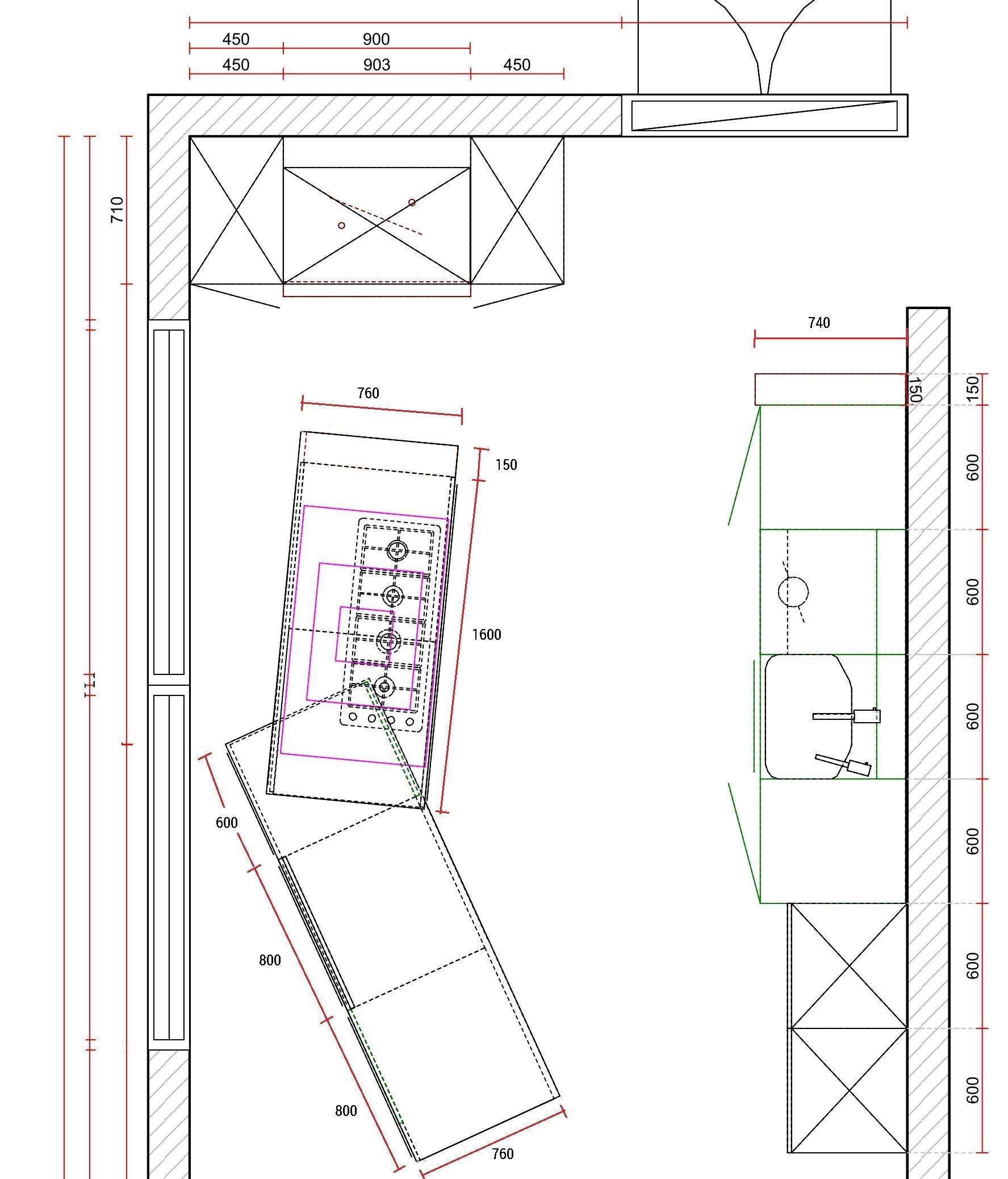 Design Keuken Lak S03