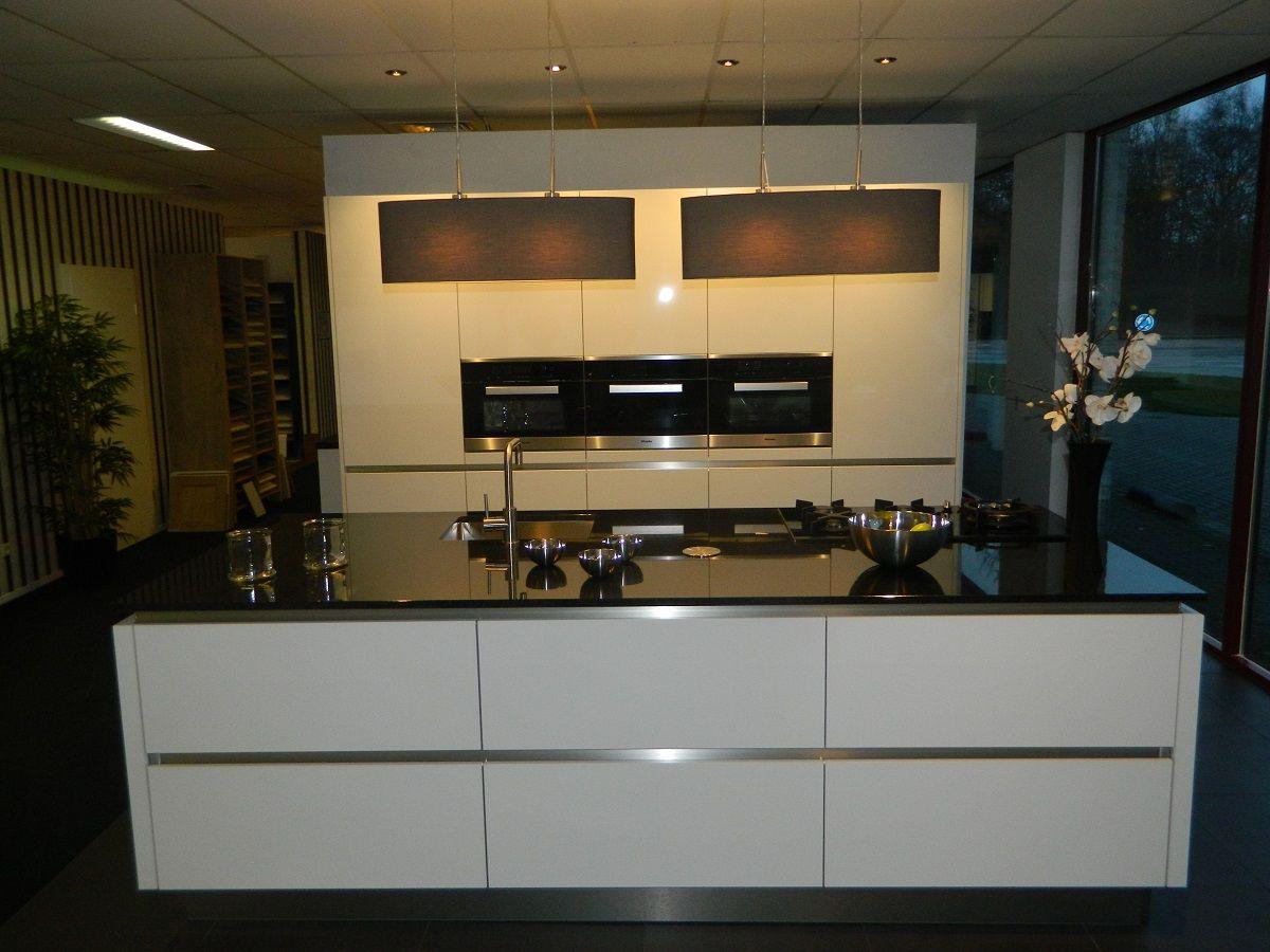 Idee keuken woonkamer for Deco woonkamer moderne woonkamer