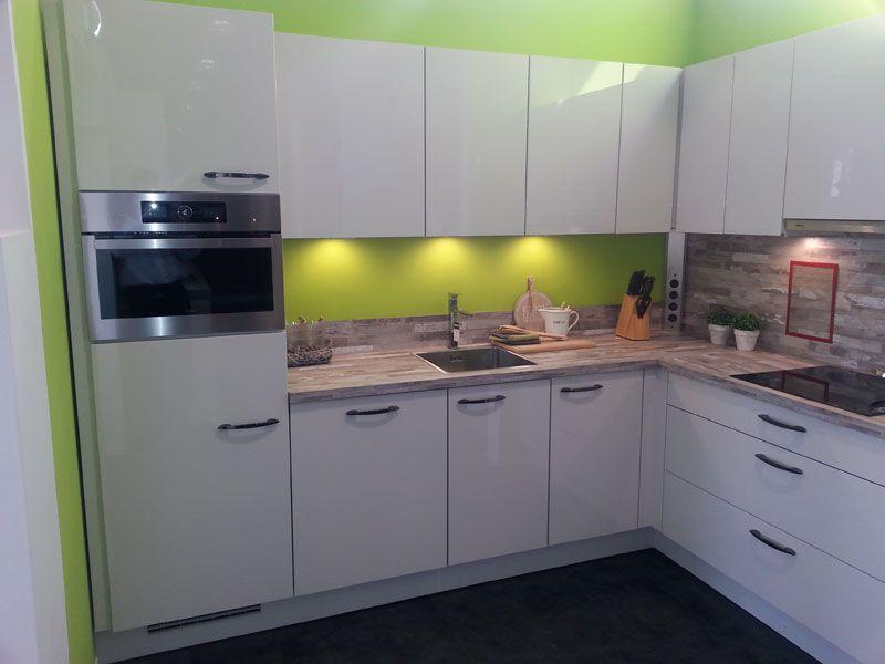 Hoekkeuken modern keukenarchitectuur - Stijl land keuken chique ...