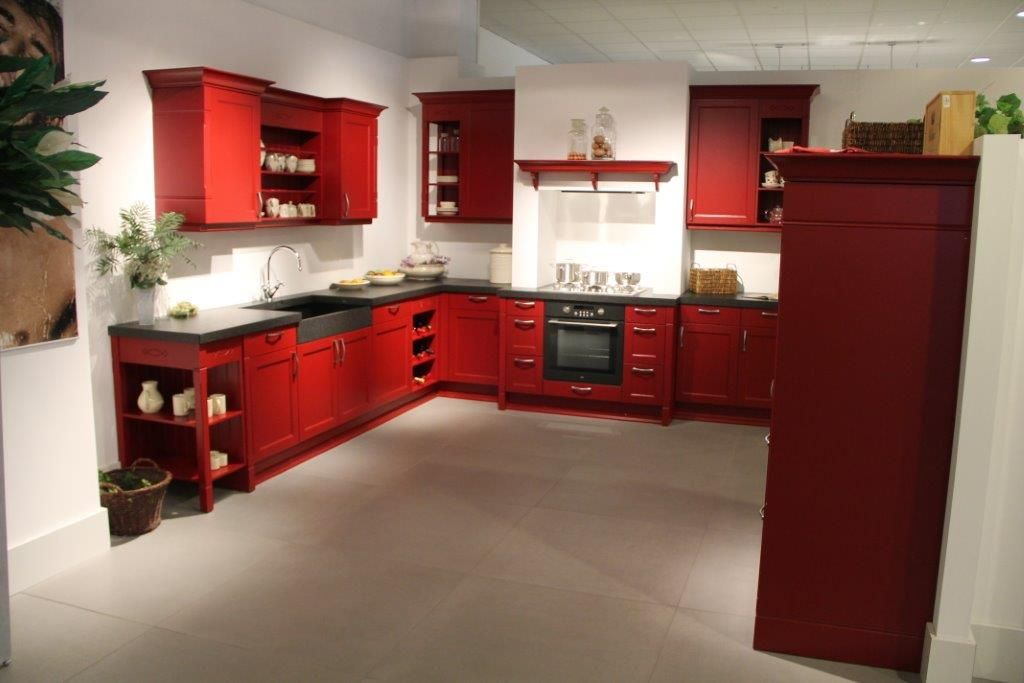 Houten Keukens Aanbieding : Showroomkeukens alle showroomkeuken aanbiedingen uit nederland