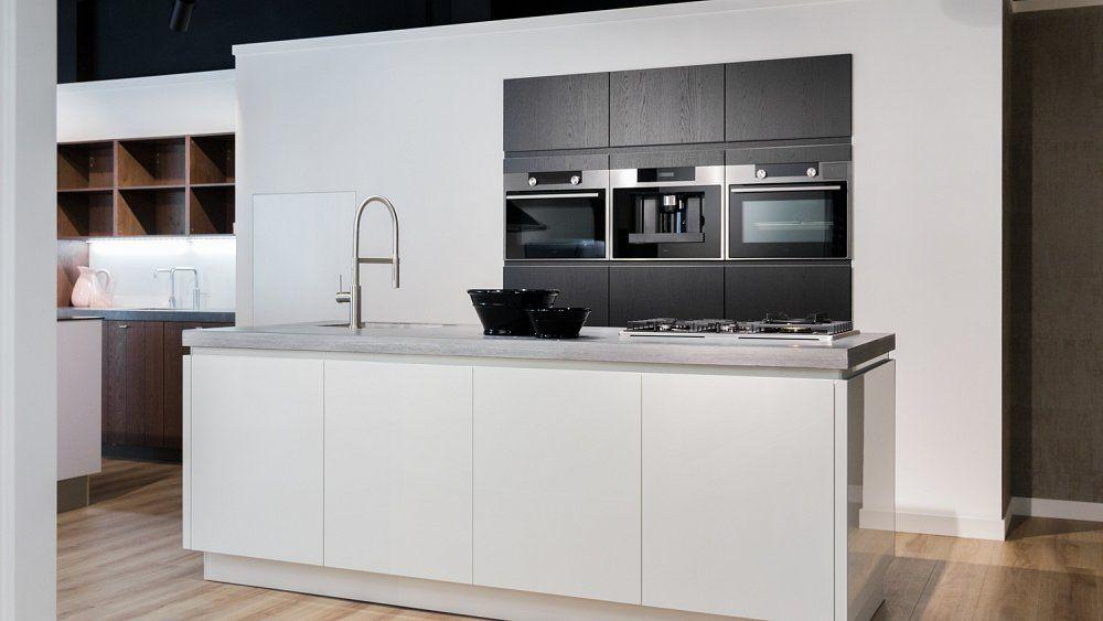 Keukeneiland T Vorm : Showroomkeukens alle showroomkeuken aanbiedingen uit nederland