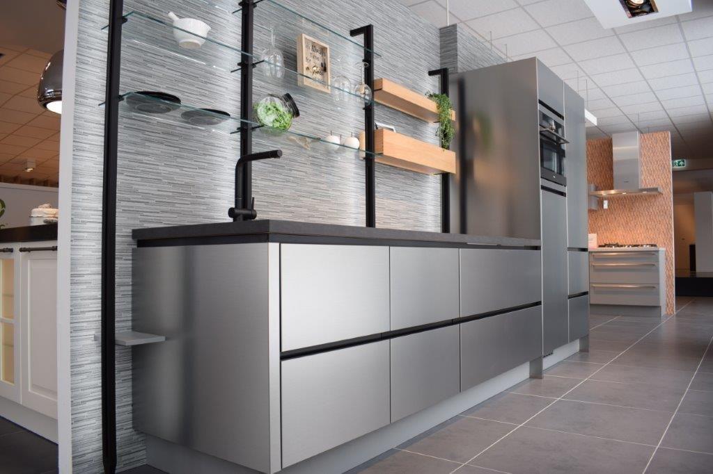 Fusion Design Keuken : Fusion rvs look geeploos keukens app